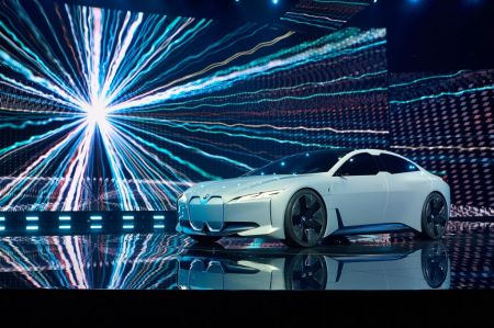 Photo BMW i VISION DYNAMICS
