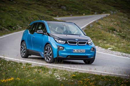 galerie photo BMW I3