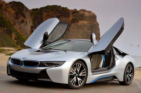 galerie photo BMW I8