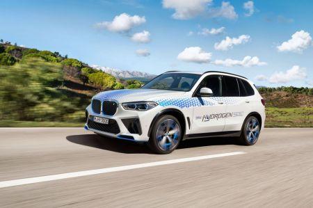 galerie photo BMW iX5