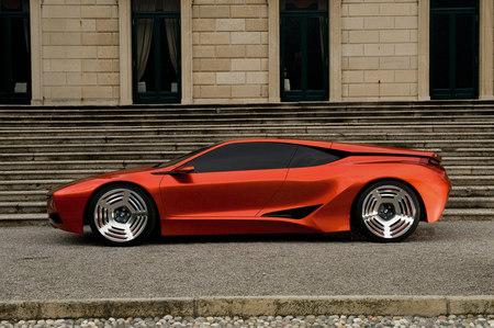 galerie photo BMW M1 HOMMAGE