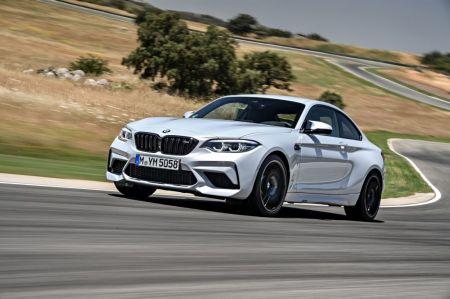 galerie photo BMW (F87 Coupé) Compétition 410 ch