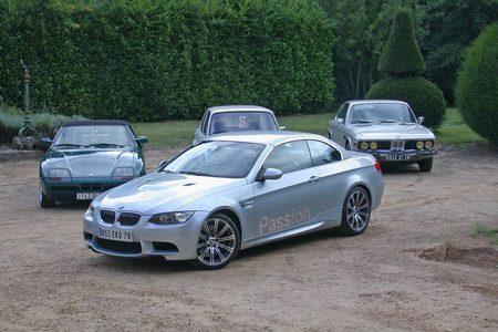 galerie photo BMW (E93 Cabriolet) 4.0i V8 420 Ch