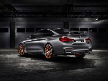 galerie photo BMW (F32 Coupé) GTS Concept