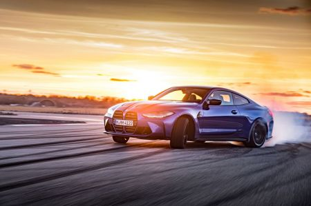 Photo BMW M4 (F82 Coupé) Competition 510 ch