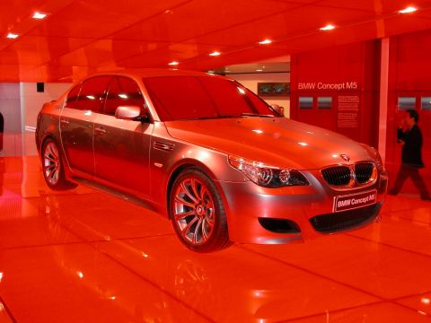 Photo BMW M5
