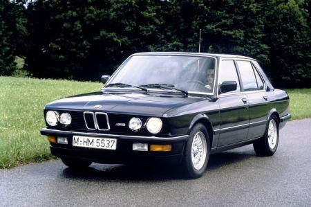 galerie photo BMW (E28) 3.5i 286ch