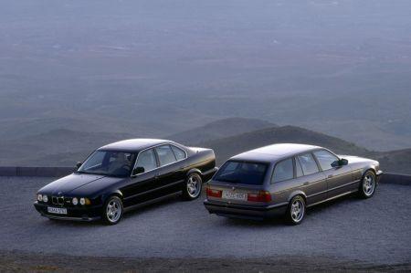 galerie photo BMW (E34) 3.8i 340ch