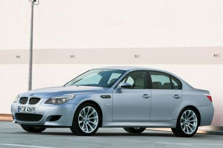 galerie photo BMW (E60) 5.0 V10 SMG7 507ch