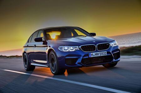 galerie photo BMW (F90) V8 4.4 600 ch