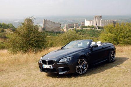 galerie photo BMW (E64 Cabriolet) 5.0 V10