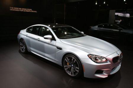 galerie photo BMW M6