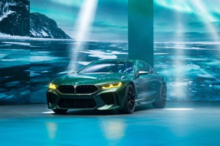 galerie photo BMW Gran Coupe Concept