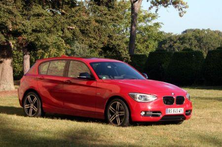 galerie photo BMW (F20 5 portes) 118i 170 ch