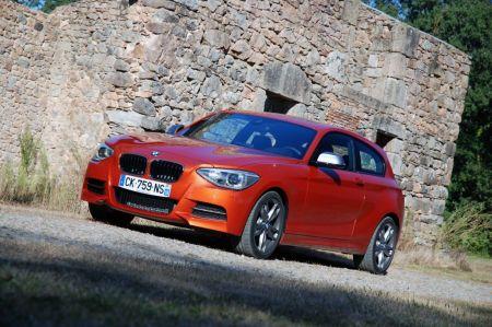 galerie photo BMW (F20 5 portes) M135i 320 ch
