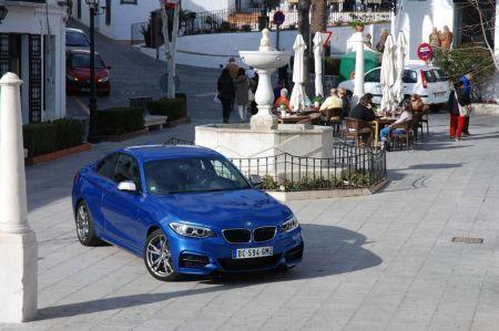 galerie photo BMW (F22 Coupé) M235i 326 ch