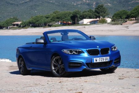 galerie photo BMW (F23 Cabriolet) M235i 326 ch