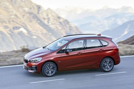 galerie photo BMW (F45 Active Tourer) 225i xDrive 231 ch
