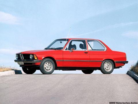 galerie photo BMW (E21) 320 109ch