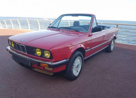galerie photo BMW (E30) 325i 170ch