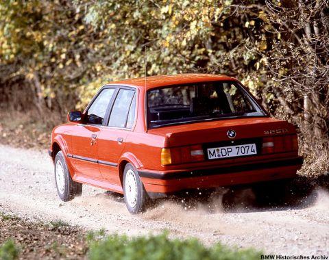 galerie photo BMW (E30) 325ix 170ch