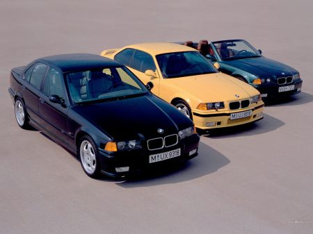 galerie photo BMW (E36) 316i 100ch