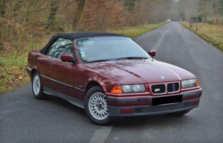 galerie photo BMW (E36) 318i 115ch