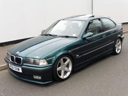 galerie photo BMW (E46) 318ti 143ch