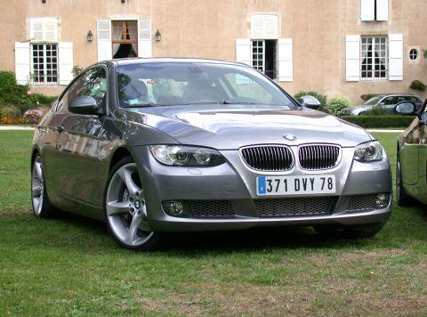 galerie photo BMW (E92 Coupé) 335i 306ch