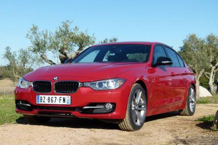 galerie photo BMW (F30 Berline) 328i 245 ch