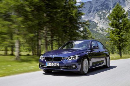 galerie photo BMW (F30 Berline) 340i xDrive 360 ch