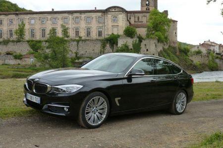 galerie photo BMW (F34 Gran Turismo) 320d