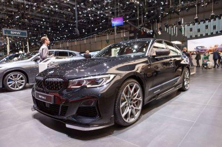 galerie photo BMW (G20 Berline) M340i 374 ch