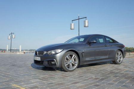 galerie photo BMW (F32 Coupé) 435i xDrive 306 ch