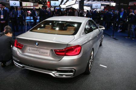 galerie photo BMW (F32 Coupé) Concept