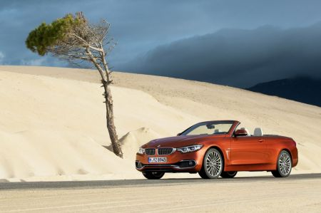 galerie photo BMW (F33 Cabriolet) 430i 252 ch