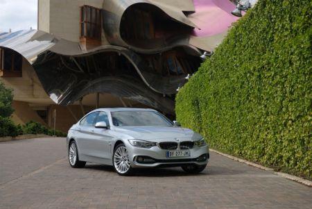 galerie photo BMW (F36 Gran Coupé) 428i xDrive 245 ch