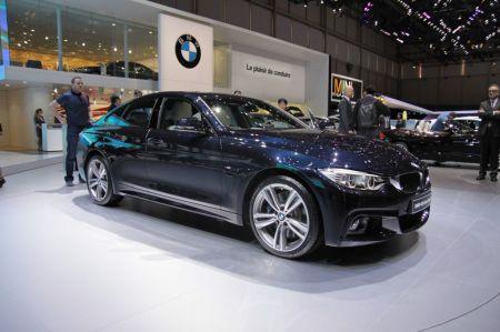 galerie photo BMW (F36 Gran Coupé) 435i 306 ch
