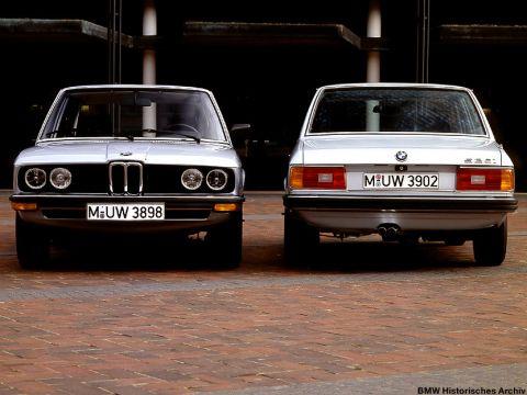galerie photo BMW (E12) 528i 177ch