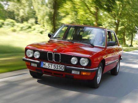 galerie photo BMW (E28) 524td 115ch