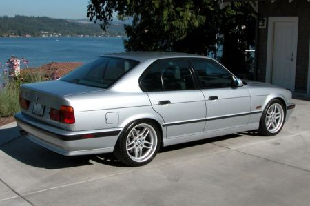 galerie photo BMW (E34) 525i 170ch