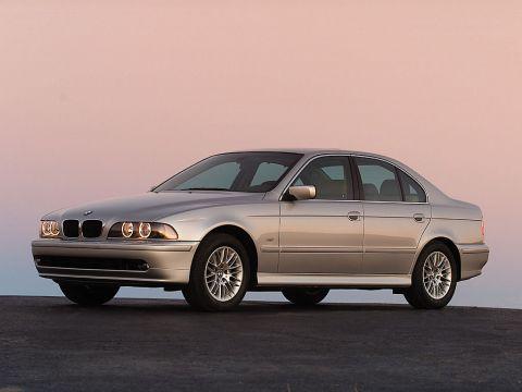 galerie photo BMW (E39) 520i 170ch