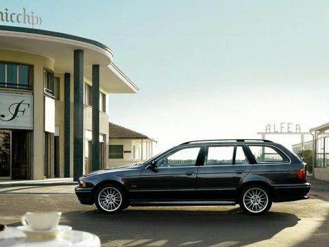 galerie photo BMW (E39) 530d 193ch