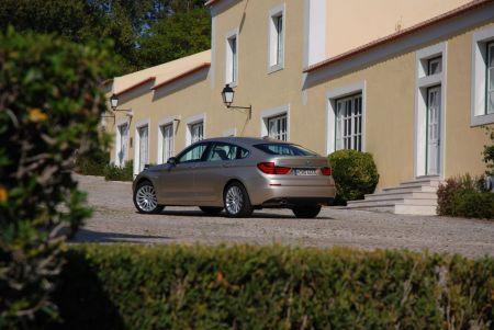 galerie photo BMW (F07 Gran Turismo) 535i 306ch