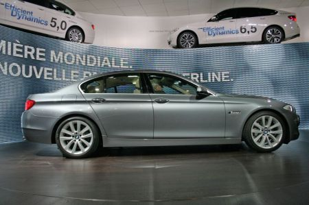 galerie photo BMW (F10 Berline) 535i 306ch