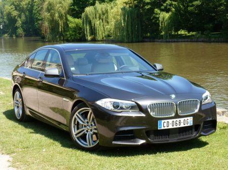 galerie photo BMW (F10 Berline) M550d xDrive 381ch
