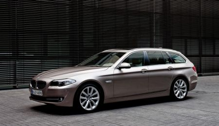 galerie photo BMW (F11 Touring) 520d 184ch