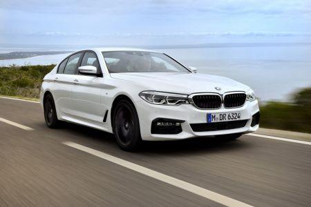 galerie photo BMW (G30 Berline) 540i xDrive 340 ch