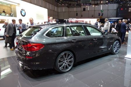 galerie photo BMW (G31 Touring) 530d 265 ch