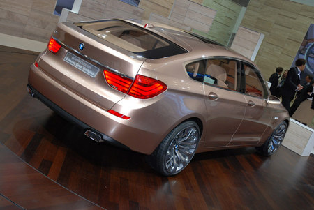 galerie photo BMW Gran Turismo Concept